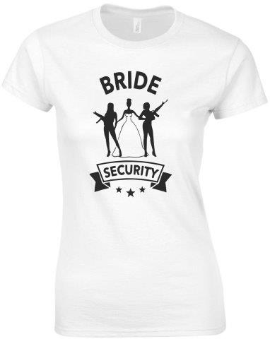 BRIDE SECURITY GUNS PÓLÓ