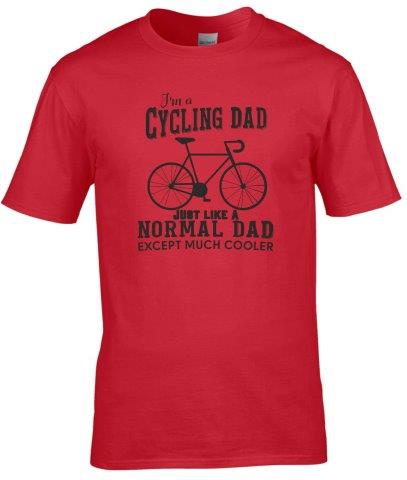 CYCLING DAD PÓLÓ