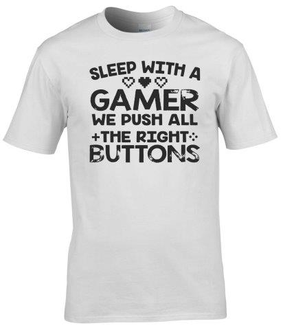 SLEEP WITH A GAMER PÓLÓ