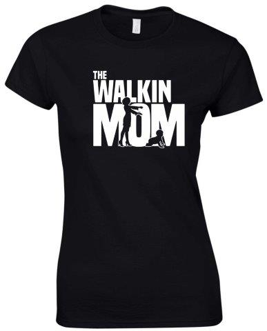 WALKING MOM